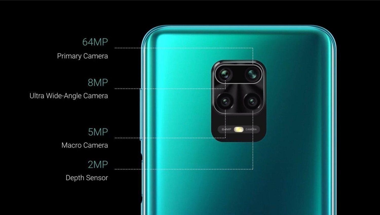 Cuatro cámaras para ambos móviles, llegando hasta los 64 megapíxeles en el Pro Max.