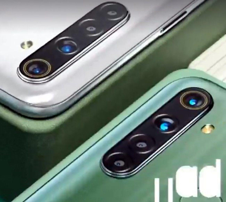 Las cuatro cámaras se establecen como un estándar en los gama media de Realme.