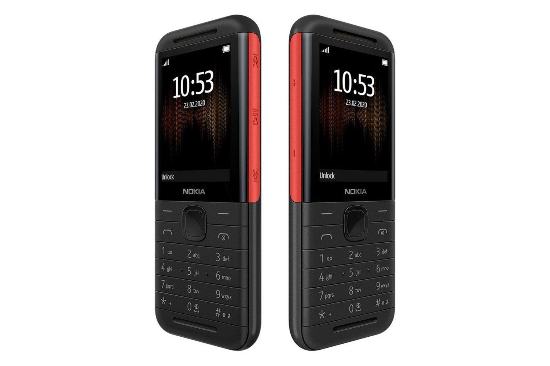 El mítico Nokia 5310 XpressMusic traerá de vuelta el diseño clásico, incluidos los botones laterales para el control de música.