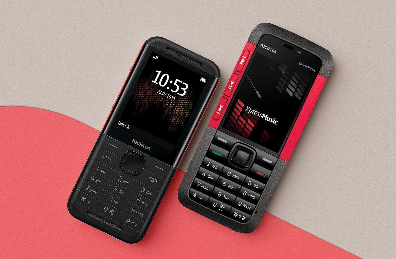 Así es la renovación del Nokia 5310 que costará únicamente 39€.