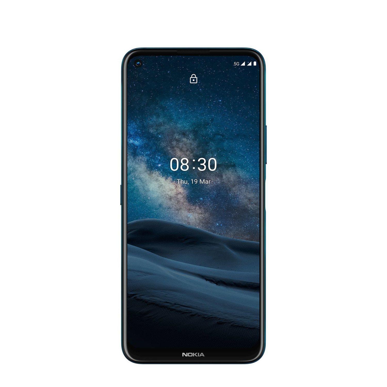 Snapdragon 765, 6 u 8 GB de RAM y 5G, así es el Nokia 8.3 5G por dentro.
