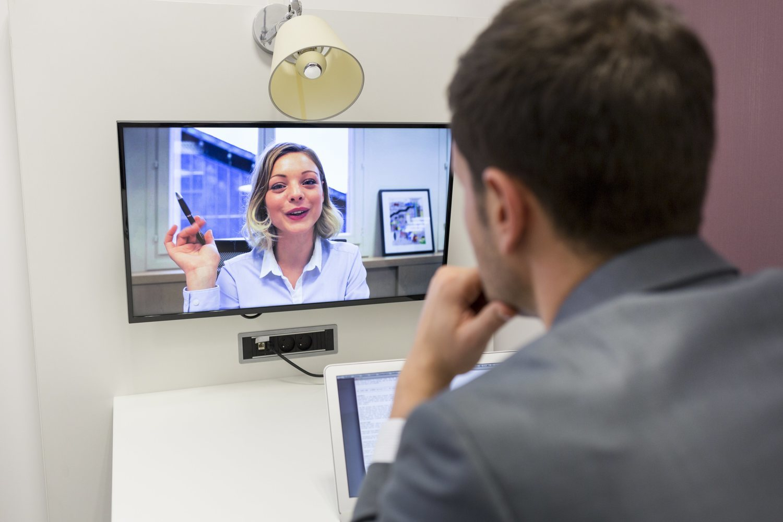 Las videoconferencias por Skype parecen estar al alza y se sitúan en la quinta posición.