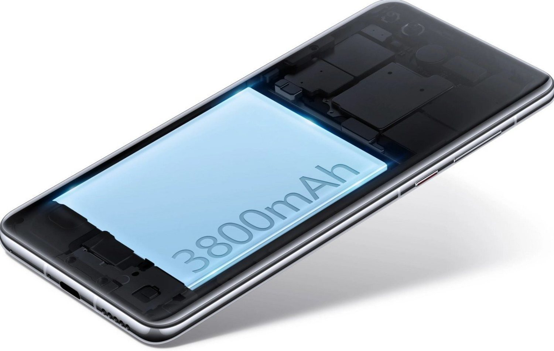 El Huawei P40 contará con una batería de 3.800 mAh, mientras que sus hermanos mayores tendrán 4.200 mAh.