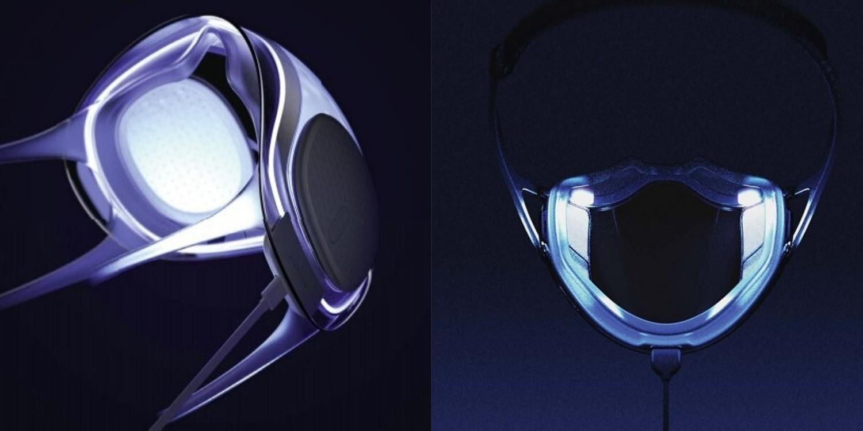 Los rayos ultravioleta en los modelos X e Y, respectivamente.