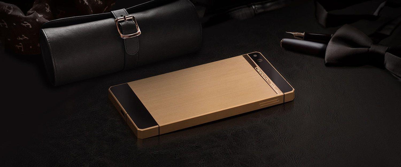 Gresso Regal es el nuevo smartphone de la compañía estadounidense.